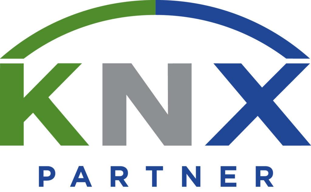 Logo como partner de KNX