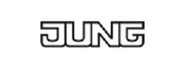Logo Jung. Suministrador equipos KNX